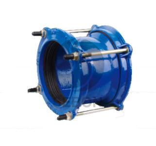ductile iron valve coupling part for the pipeline supplier