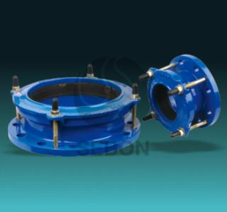 china hot sale flange adapter for the pipeline