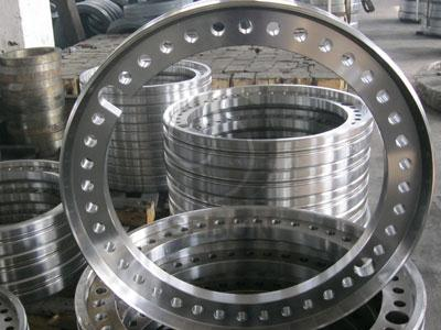OEM large Diameter stainless Steel forged ring price
